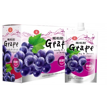 Fruit Vinegar Drink - Grape