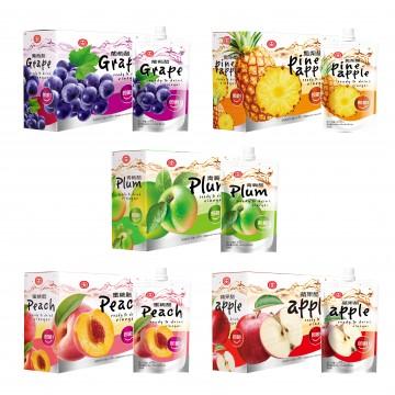 Fruit Vinegar (Bundle of 4)