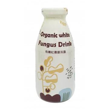 Organic white fungus drink