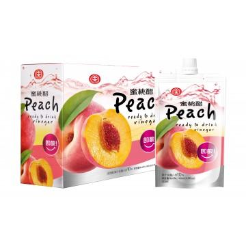 Fruit Vinegar Drink - Peach