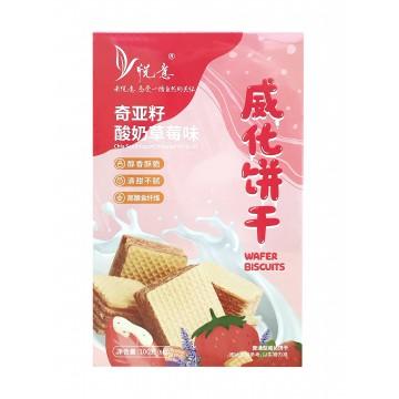Chia Seed Yogurt Strawberry Flavour
