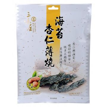 Crispy Almond Seaweed