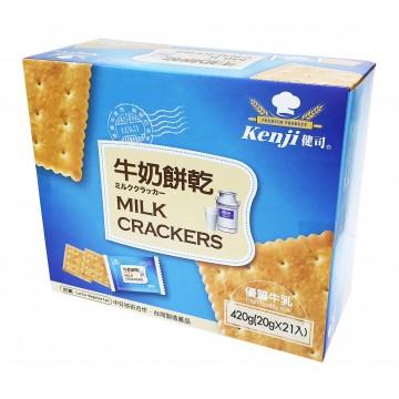 Milk Crackers