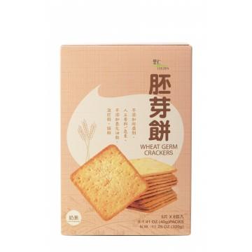 Wheat Germ Crackers
