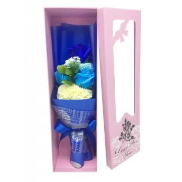 Carnation Soap Flower