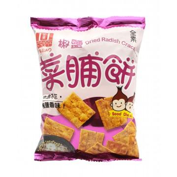 Dried Radish Crackers
