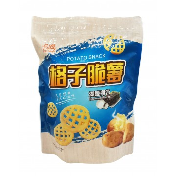 Potato Snack (Seaweed Flavor)
