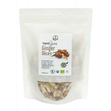 Organic Ginger Slices