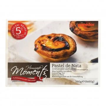 Panidor Homemade Moments Portuguese Egg Tarts 6s
