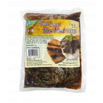 Vegetarian Salted Mustard Cabbage Meat