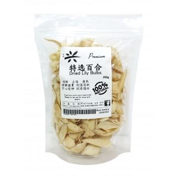 Dried Lily Bulbs