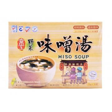 Miso Soup 10 Sachet
