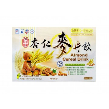Almond Cereal Drink 10 Sachet