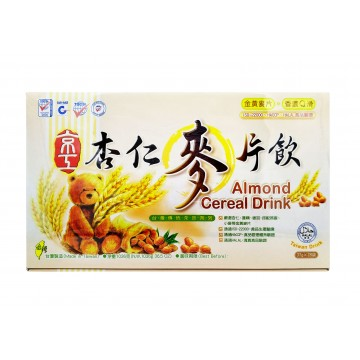Almond Cereal Drink 28 Sachet