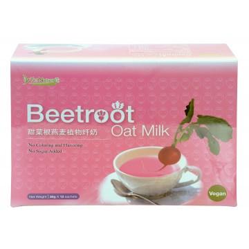 Instant Beetroot Oat Milk