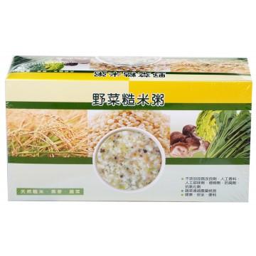 Instant Veggie Porridge