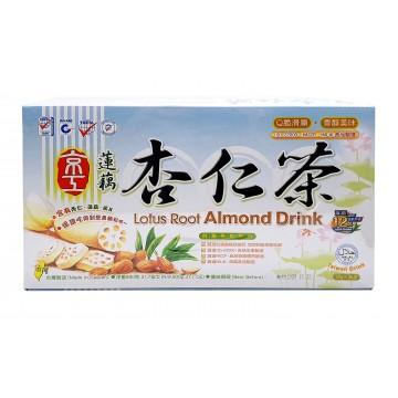 Lotus Root Almond Drink 30 Sachet (less sugar)
