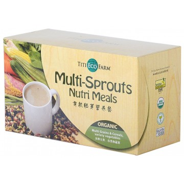 Organic Multi-sprouts Nutri Meals (sachets)