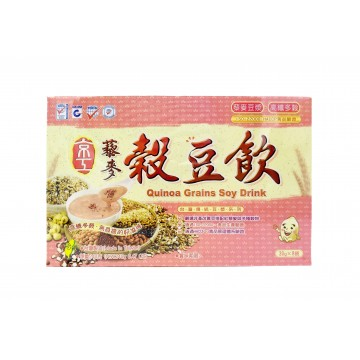Quinoa Grains Soy Drink (8 Sachet)