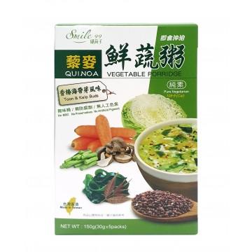 Vegetable Porridge (Toon & Kelp Buds)