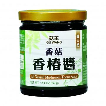 All Natural Mushroom Toona Sauce