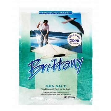 Brittany Fine Sea Salt