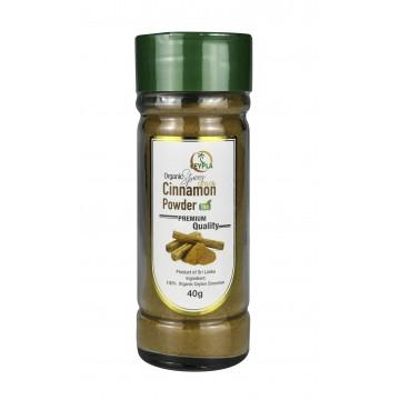 Organic Cinnamon Powder (bottle)
