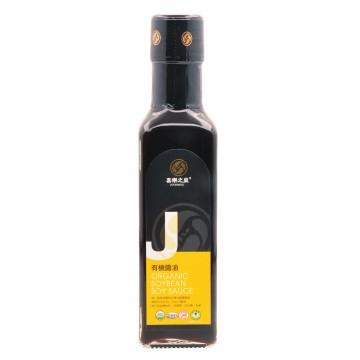 Organic Soybean Soy Sauce