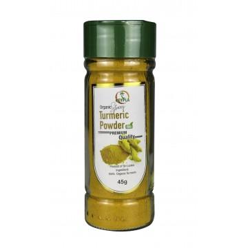 Organic Turmeric Powder (bottle)