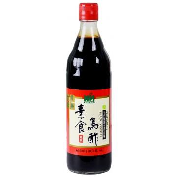 Vegetarian Black Vinegar 6ooml