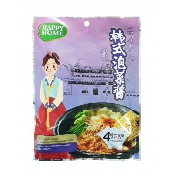 Korean Style Kimchi Paste