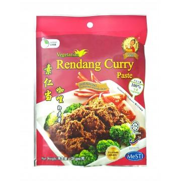 NN Vegetarian Rendang Curry paste