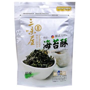 Original Korean Style Crispy Seaweed
