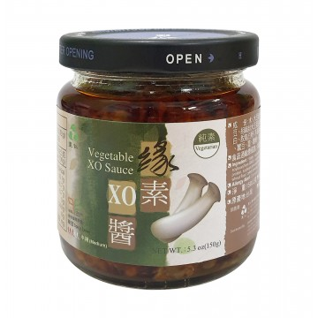 Vegetable XO Sauce