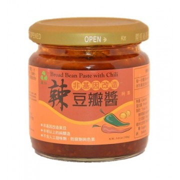 Broad Bean Paste with Chilli