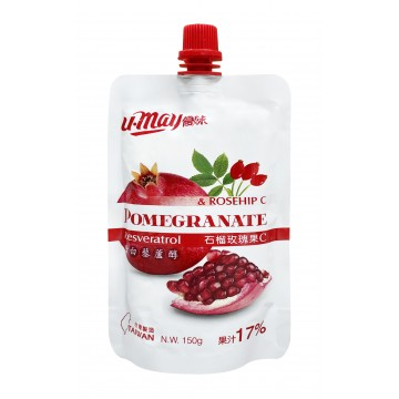 Pomegranate and Rosehip C