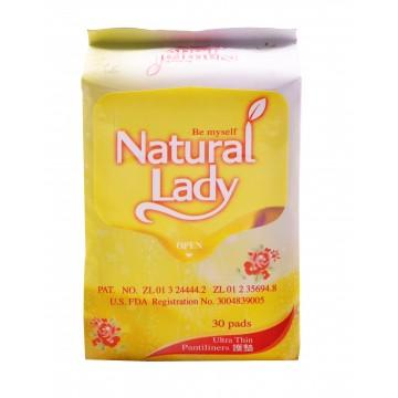 Natural Lady Ultra Thin Panty Liners